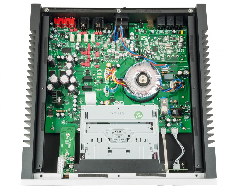 CD-Player Quad Artera Play, Quad Artera Stereo im Test , Bild 5