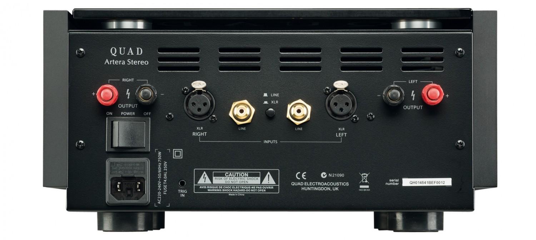 CD-Player Quad Artera Play, Quad Artera Stereo im Test , Bild 7