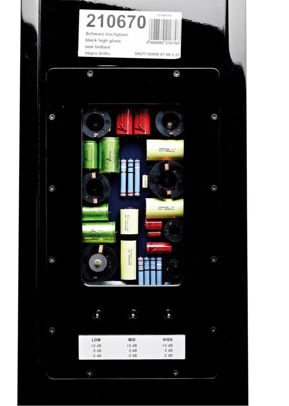 Lautsprecher Surround Quadral Aurum-Titan 5.0 im Test, Bild 3