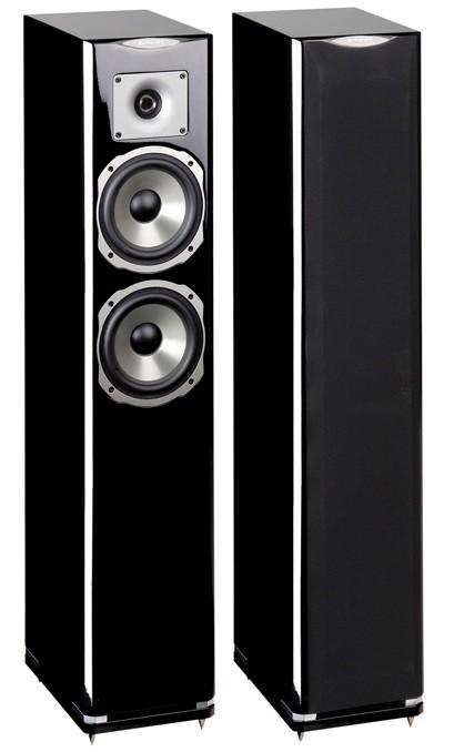 Lautsprecher Stereo Quadral Platinum M30 im Test, Bild 17