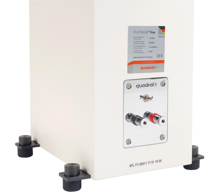 Lautsprecher Surround quadral Platinum+five-Set im Test, Bild 5