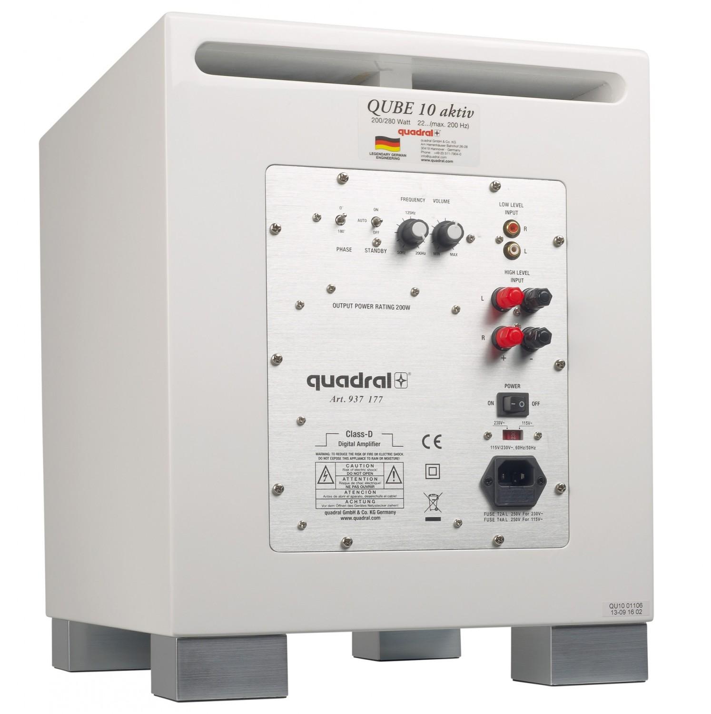 Lautsprecher Surround quadral Platinum+five-Set im Test, Bild 7