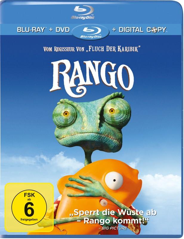 Blu-ray Film Rango (Paramount) im Test, Bild 1