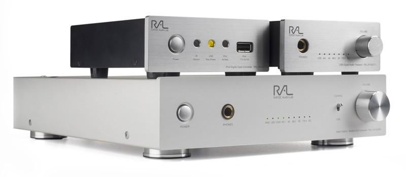 D/A-Wandler Ratoc Audio Lab RAL-24192DM1, Ratoc Audio Lab RAL-16482iP1, Ratoc Audio Lab RAL-24192UT1 im Test , Bild 1