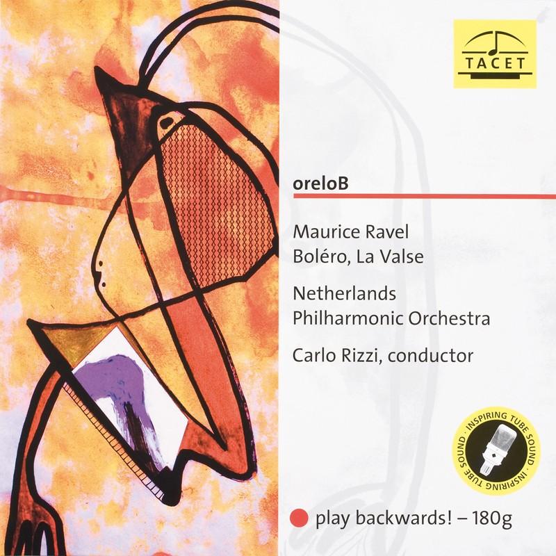 Schallplatte Ravel – Bolero Netherlands Philharmonic Orchestra, Carlo Rizzi (Tacet) im Test, Bild 1