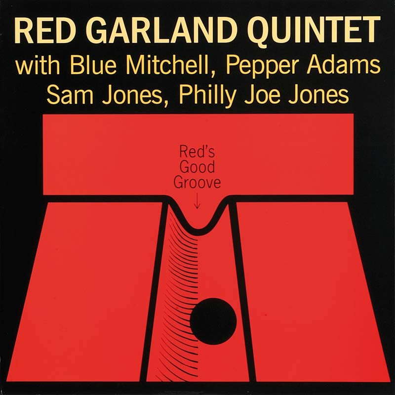 Schallplatte Red Garland Quintet – Red's Good Groove (Jazz Workshop) im Test, Bild 1