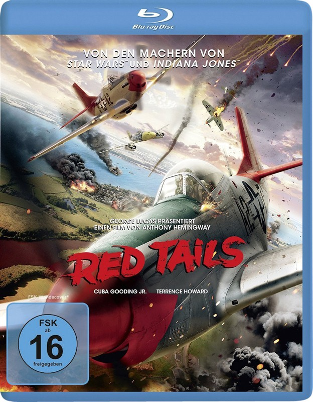Blu-ray Film Red Tails (Capelight) im Test, Bild 1