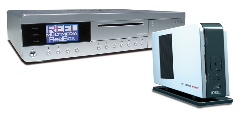 Mediacenter Reel Multimedia Reelbox Avantgarde, Reel Multimedia NetClient im Test , Bild 1