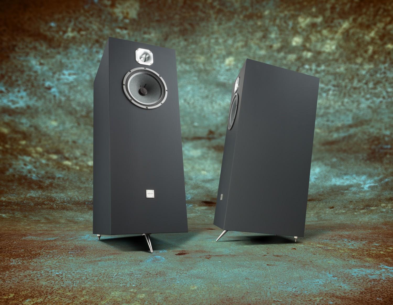 Lautsprecher Stereo Reflector Audio Touch F10 im Test, Bild 1