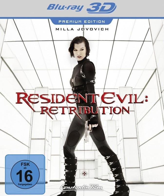 Blu-ray Film Resident Evil: Retribution (Highlight) im Test, Bild 1