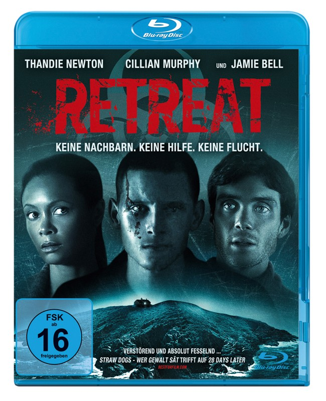 Blu-ray Film Retreat (Sony Pictures) im Test, Bild 1