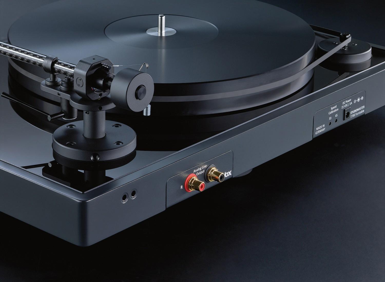 Plattenspieler Revox Studiomaster T700 im Test, Bild 3