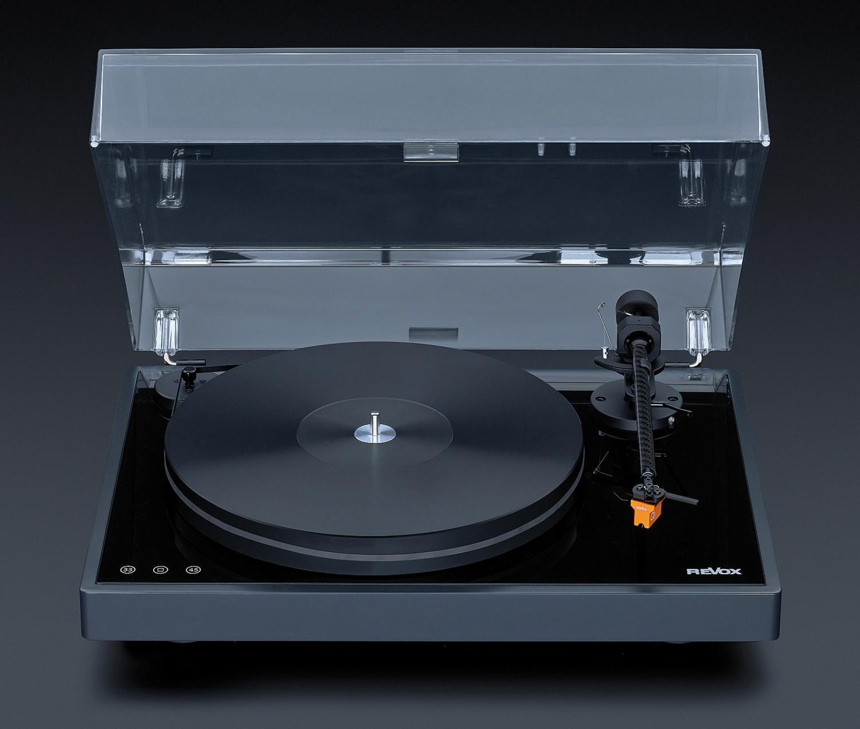 Plattenspieler Revox Studiomaster T700 im Test, Bild 6