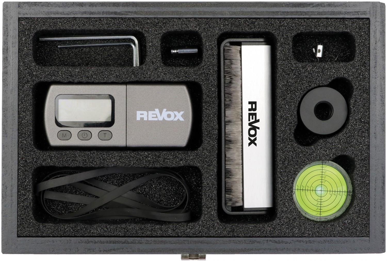 Plattenspieler Revox Studiomaster T700 im Test, Bild 7