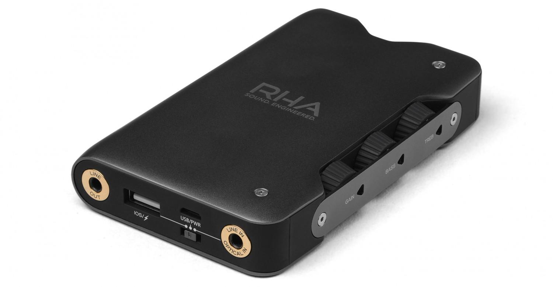 Kopfhörerverstärker RHA DACAMP L1 im Test, Bild 3