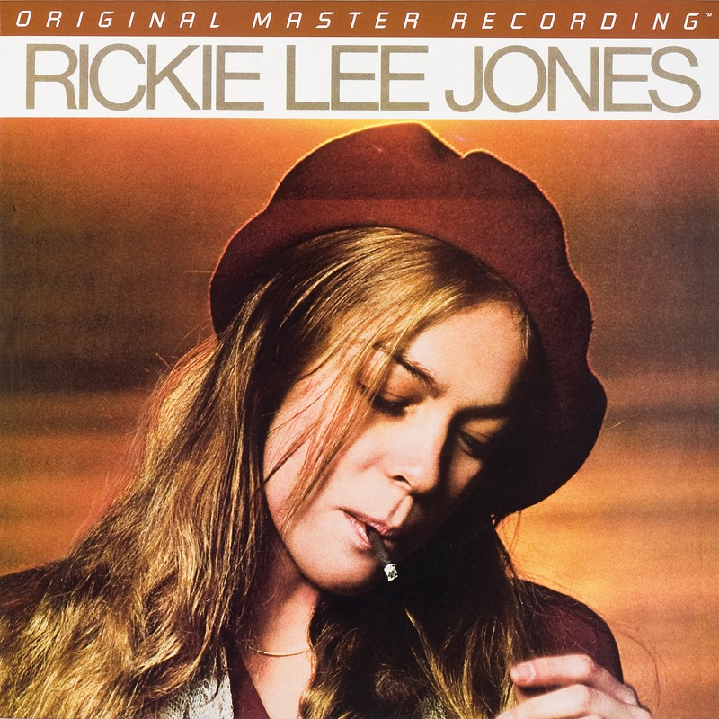 Schallplatte Rickie Lee Jones – Rickie Lee Jones (MFSL) im Test, Bild 1