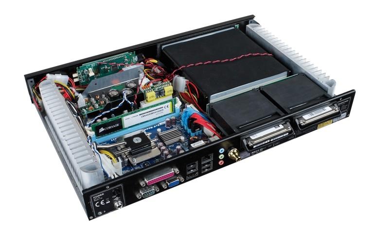 DLNA- / Netzwerk- Clients / Server / Player Ripnas Solid V3 im Test, Bild 9