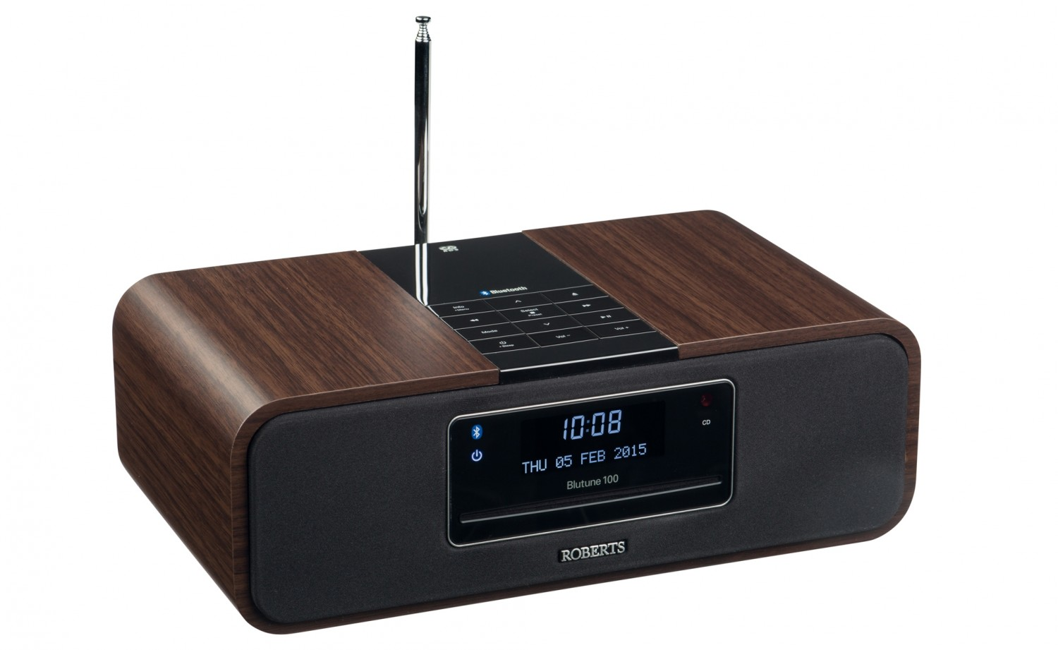 test dab radio roberts blutune 100 sehr gut. Black Bedroom Furniture Sets. Home Design Ideas