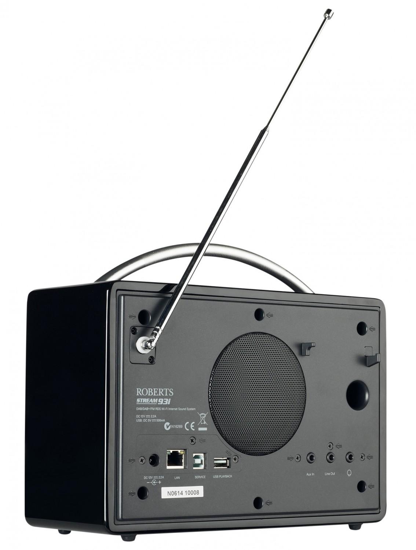 DAB+ Radio Roberts Stream 93i im Test, Bild 2