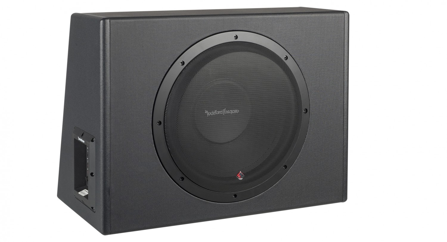 test car hifi subwoofer aktiv rockford fosgate p300 12. Black Bedroom Furniture Sets. Home Design Ideas