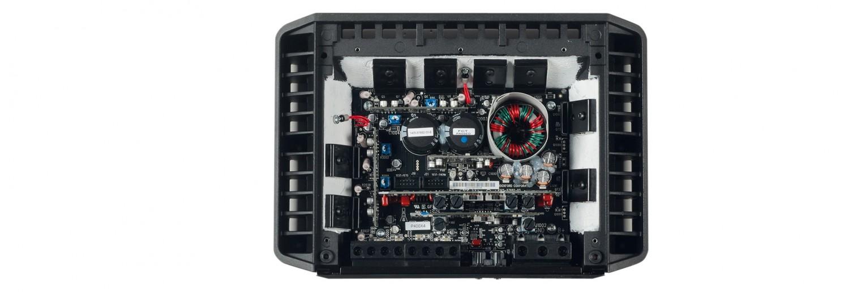 Car-HiFi Endstufe 4-Kanal Rockford Fosgate P400X4 im Test, Bild 33