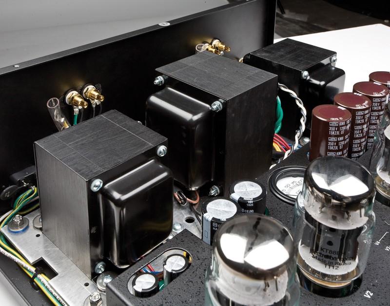 Röhrenverstärker Rogue Audio Ninety Nine, Rogue Audio Stereo 90 im Test , Bild 3