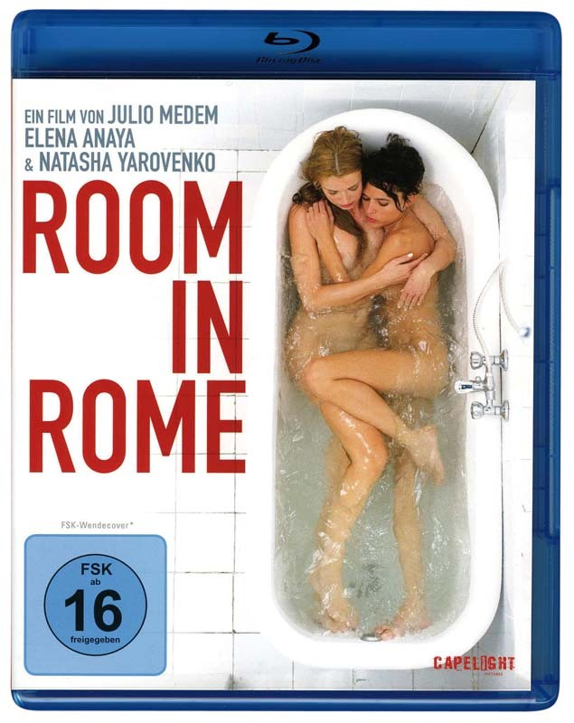 Blu-ray Film Room in Rome (Capelight) im Test, Bild 1