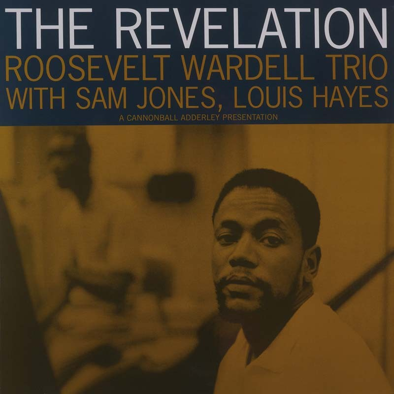 Schallplatte Roosevelt Wardell Trio – The Revelation (Jazz Workshop) im Test, Bild 1