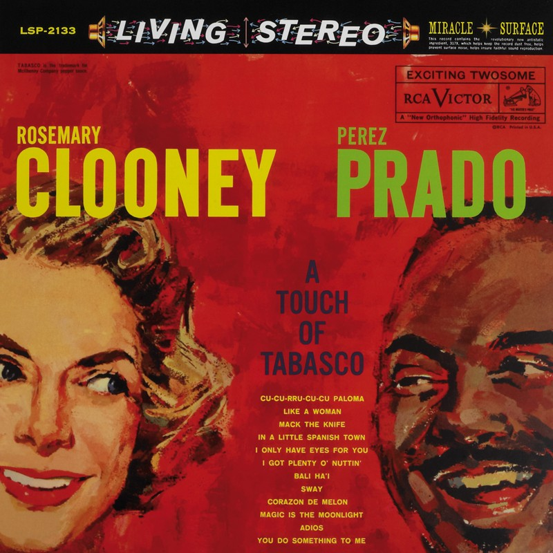 Schallplatte Rosemary Clooney & Pérez Prado – A Touch of Tabasco (RCA Records / Original Recordings Group) im Test, Bild 1