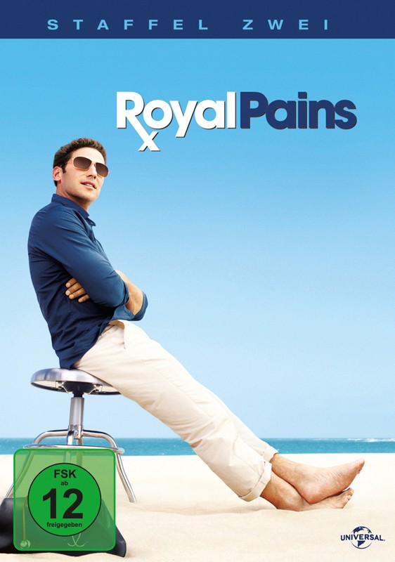 DVD Film Royal Pains - Season 2 (Universal) im Test, Bild 1