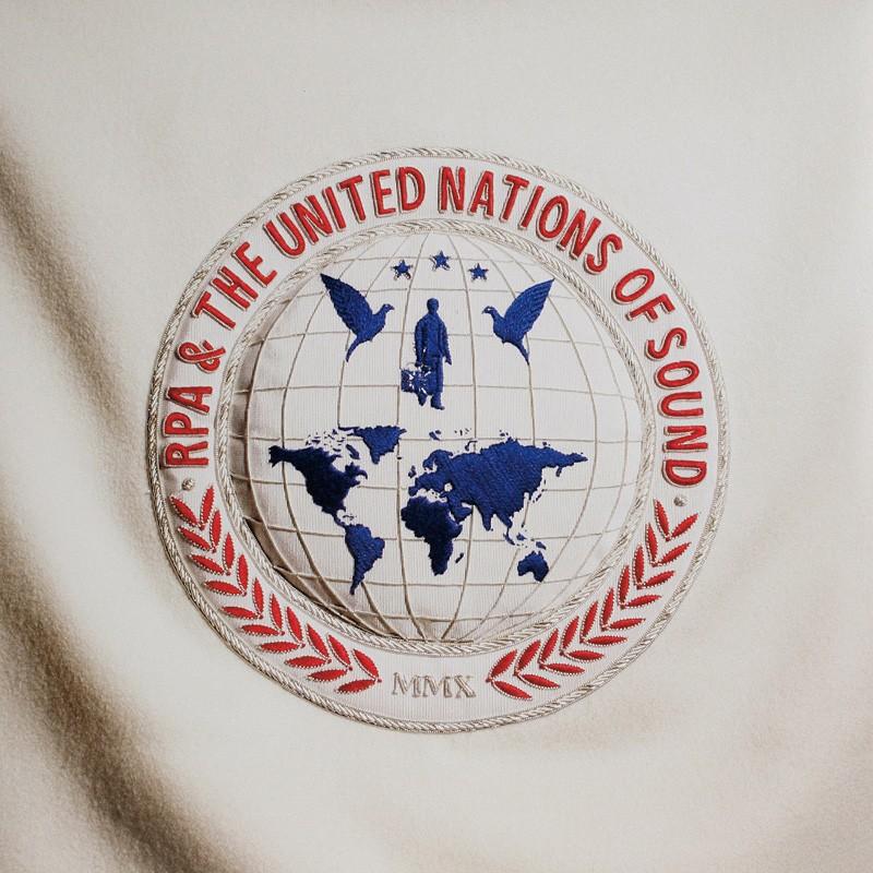Schallplatte RPA and the united Nations of Sound – MMX (Parlophone) im Test, Bild 1