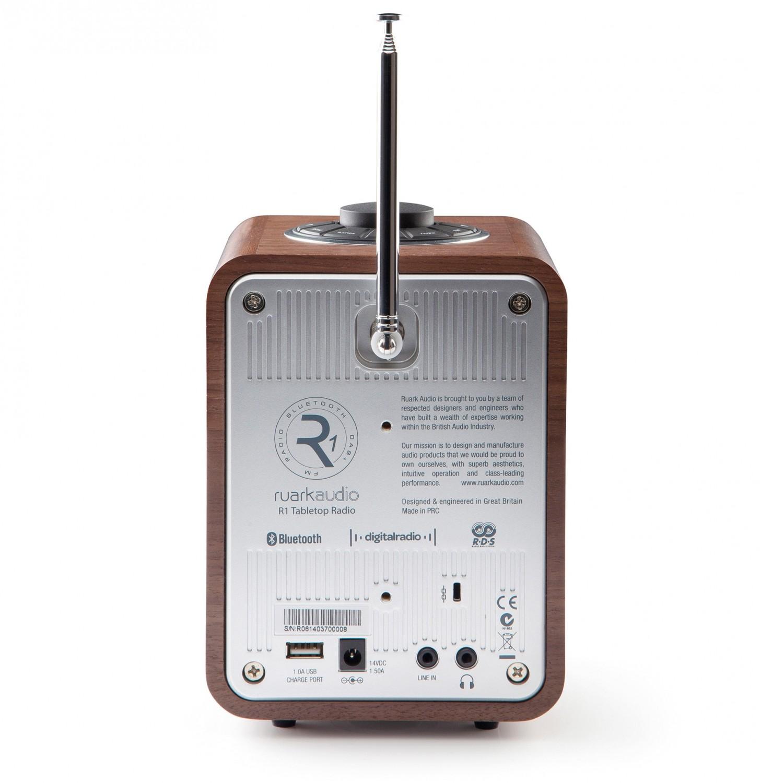 DAB+ Radio Ruark Audio R1 mk3 im Test, Bild 3