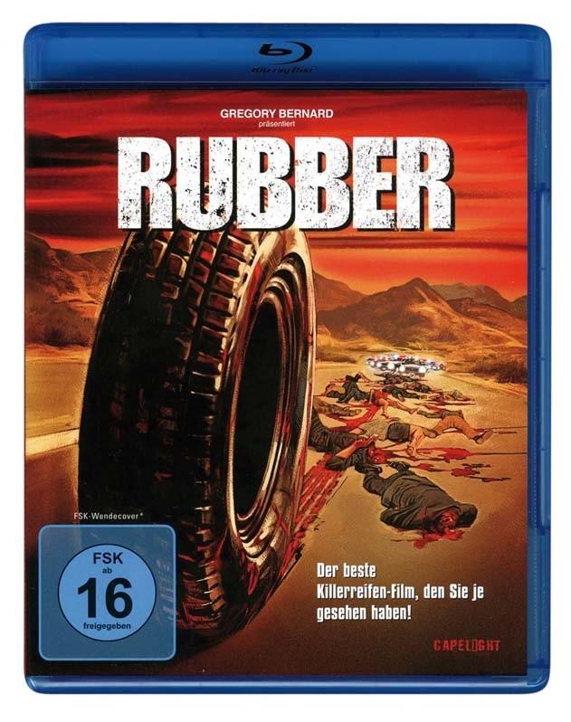 Blu-ray Film Rubber (Al!ve) im Test, Bild 1