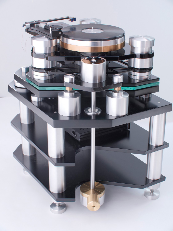 Plattenspieler Rui Borges Pendulum II im Test, Bild 1