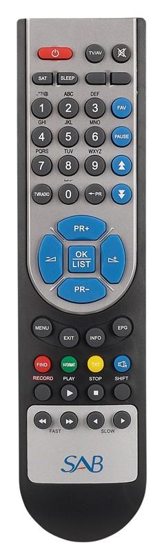 HDTV-Settop-Box SAB Sky 4700 HD im Test, Bild 2