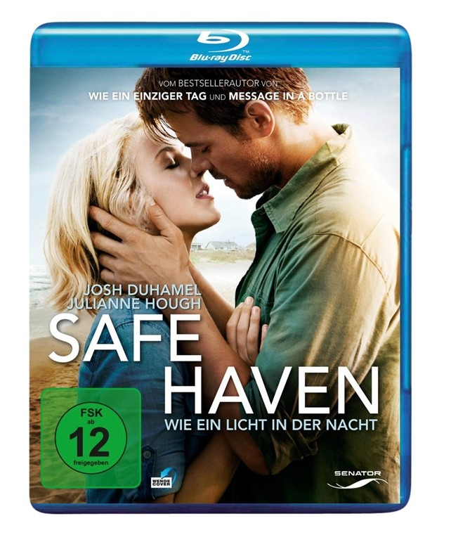 Blu-ray Film Safe Haven (Senator) im Test, Bild 1