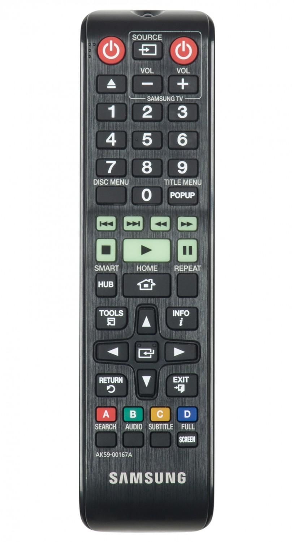 Blu-ray-Player Samsung BD-J7500 im Test, Bild 2