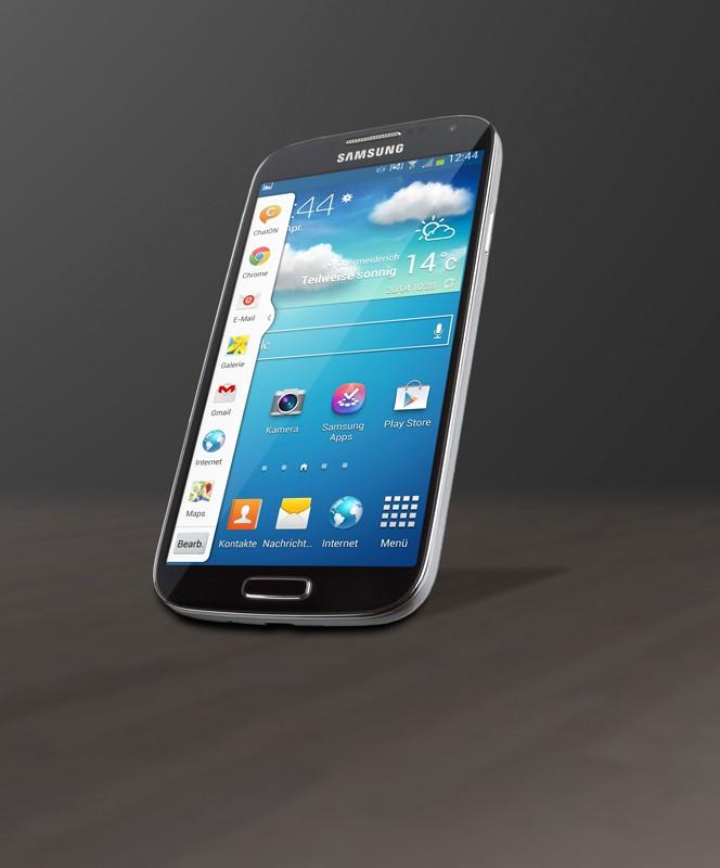 Smartphones Samsung Galaxy S4 im Test, Bild 1