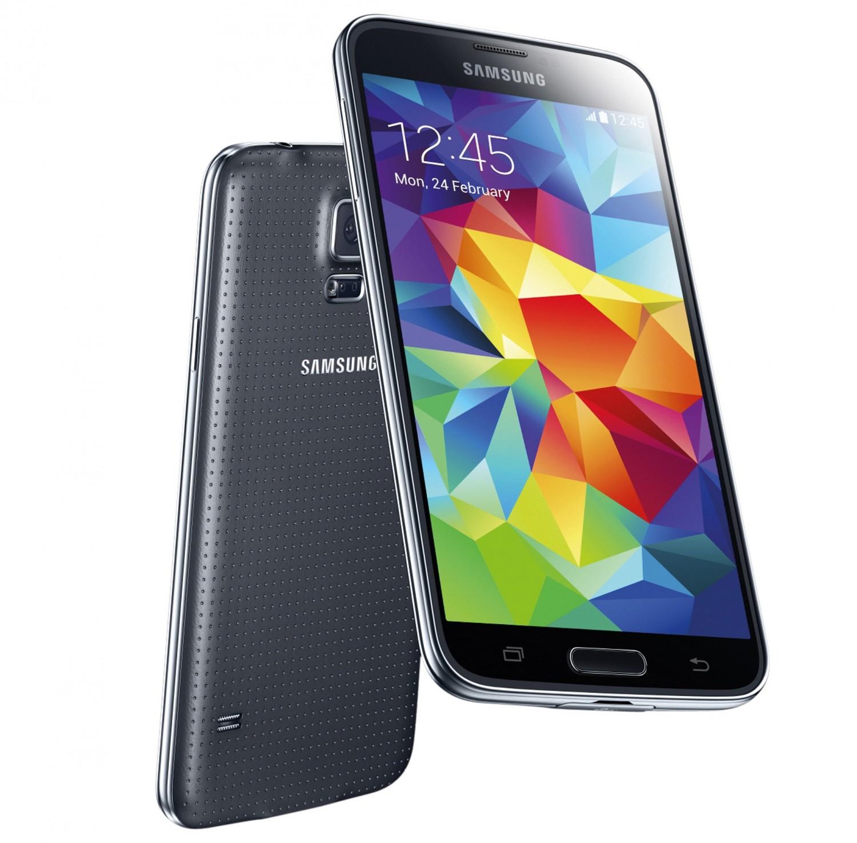 Smartphones Samsung Galaxy S5 im Test, Bild 1