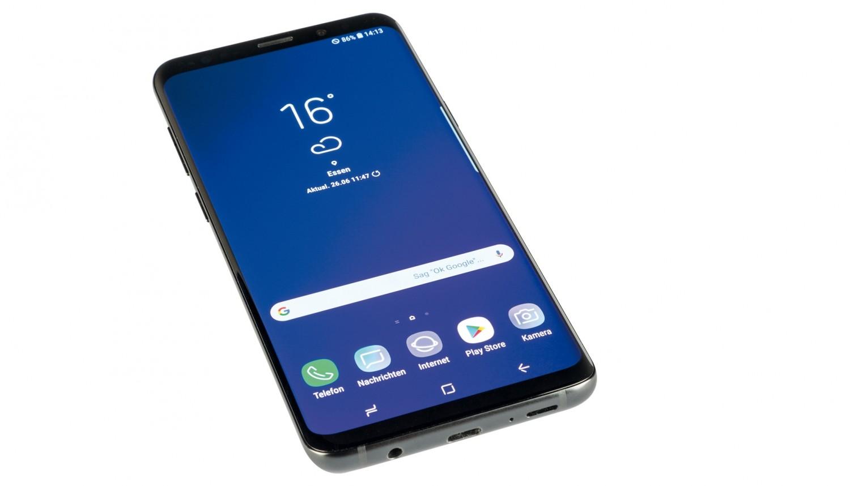 Smartphones Samsung Galaxy S9+ im Test, Bild 14