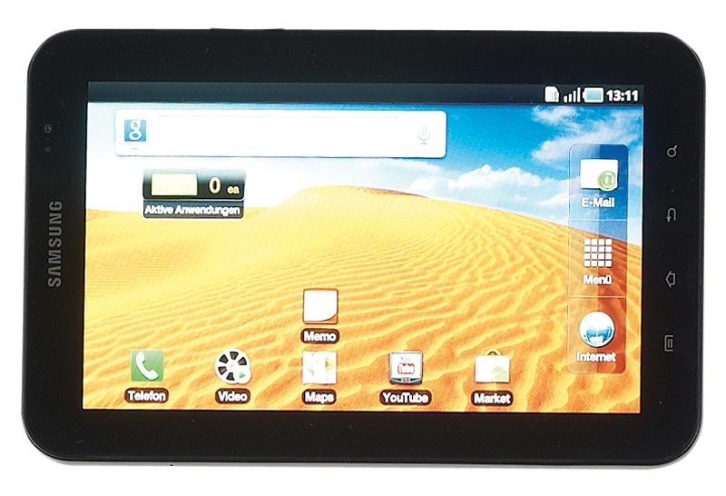 Tablets Samsung Galaxy Tab im Test, Bild 21