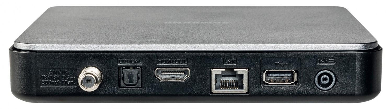 Sat Receiver ohne Festplatte Samsung GX-SM550SM im Test, Bild 2