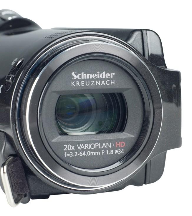 Camcorder Samsung HMX-H200 im Test, Bild 13