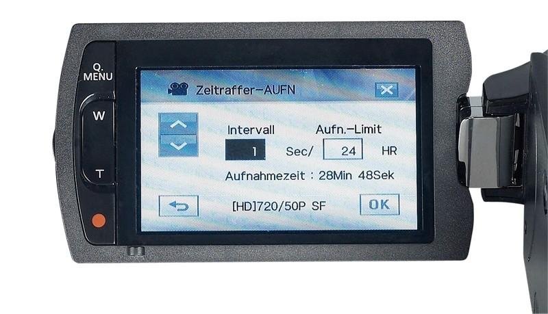 Camcorder Samsung HMX-H200 im Test, Bild 14