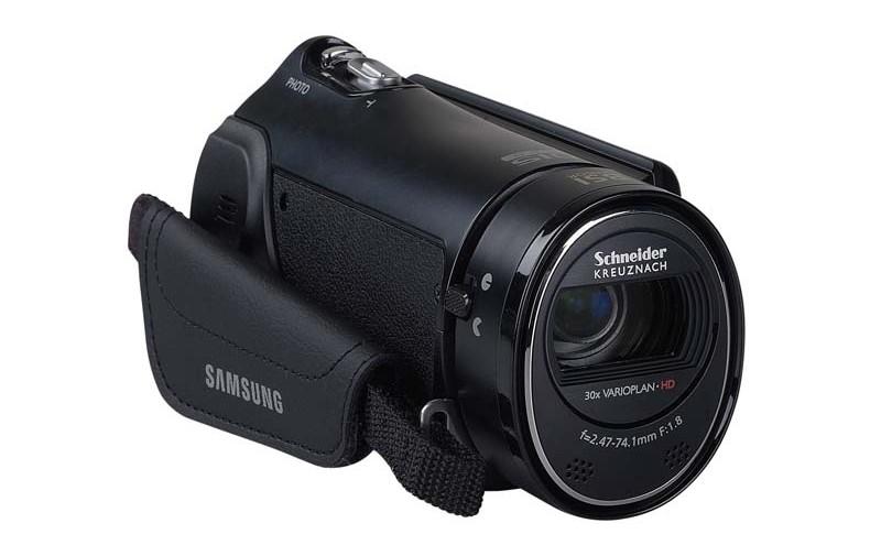 Camcorder Samsung HMX-H300 im Test, Bild 17