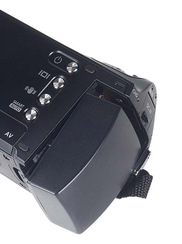 Camcorder Samsung HMX-H300 im Test, Bild 18