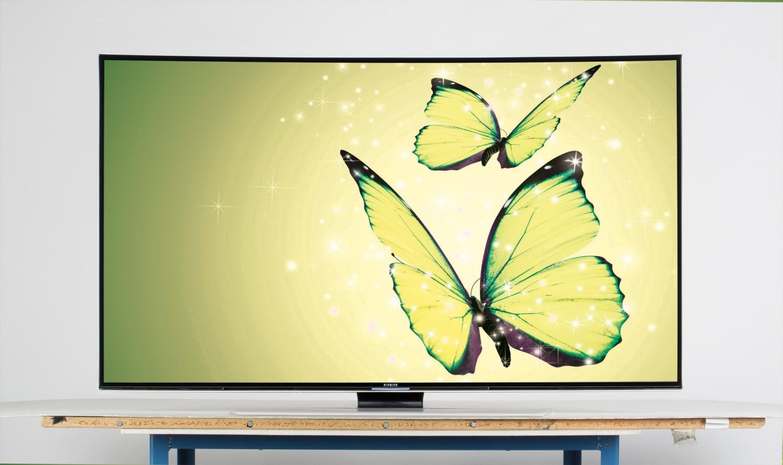 Fernseher Samsung UE55HU8590 im Test, Bild 5