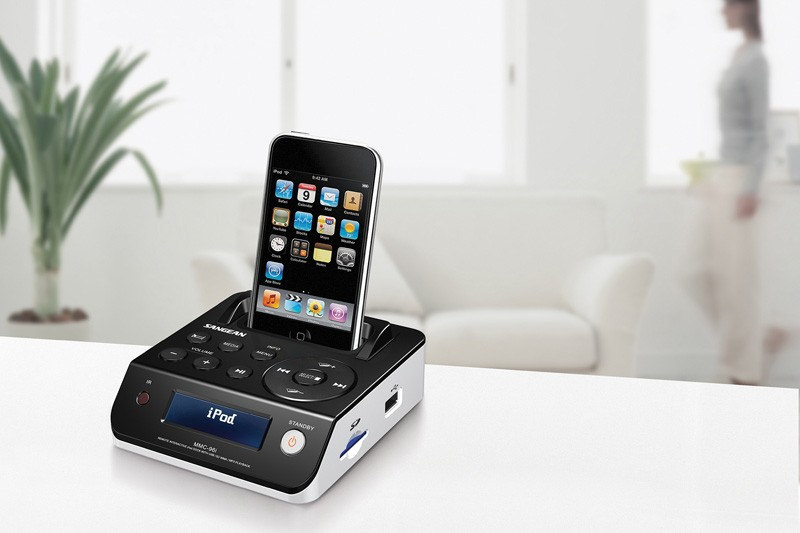 Docking Stations Sangean MMC-96iRS im Test, Bild 1