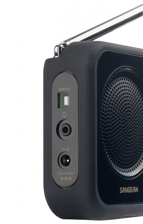 DAB+ Radio Sangean Traveller 760 (DPR-76) im Test, Bild 2