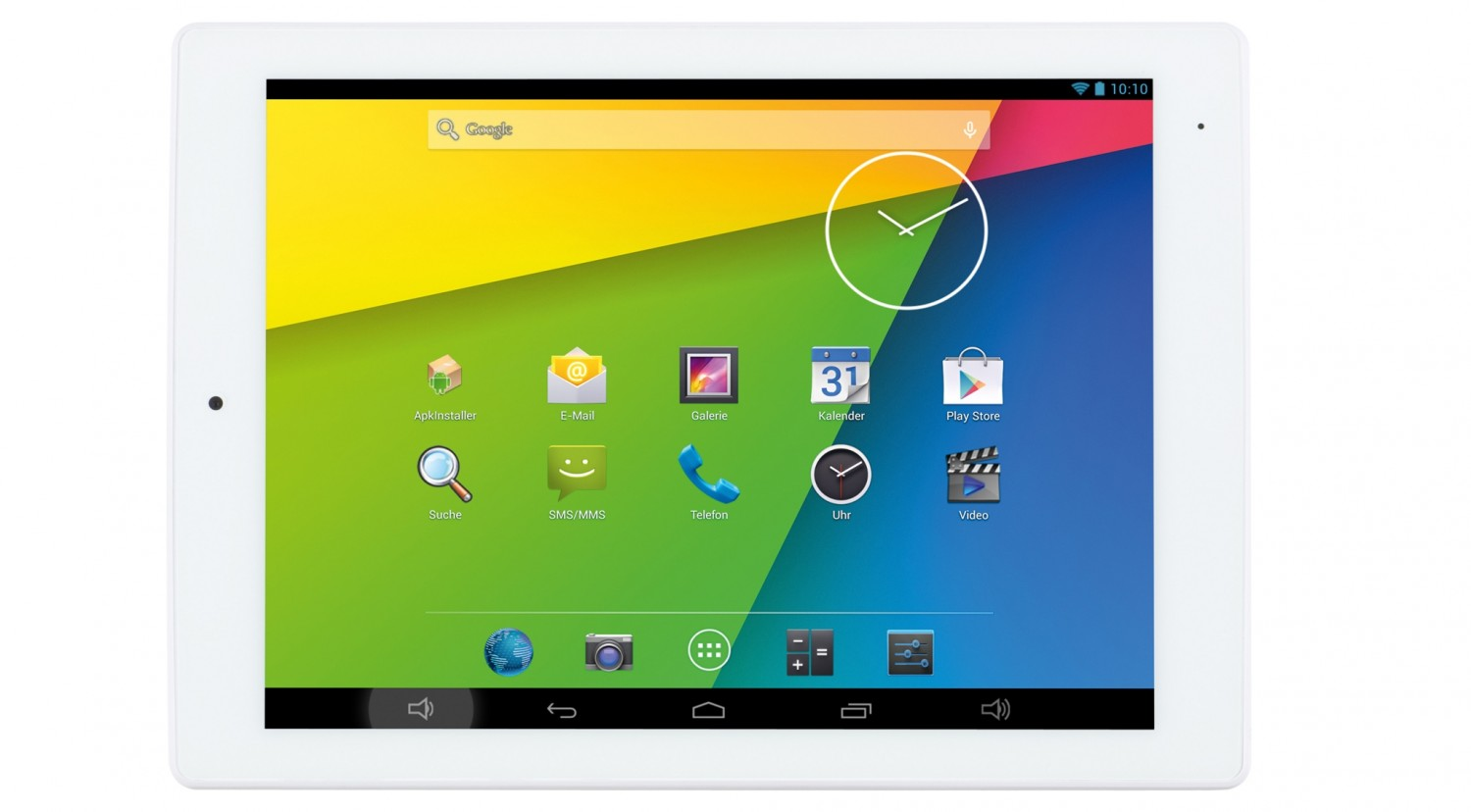 Tablets Saphir Media SMT 9.7 QC R 3G im Test, Bild 1